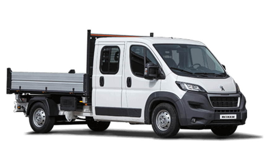 Peugeot Boxer Pritsche