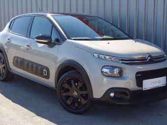 Citroën C3 PureTech 82 5-Gang-Manuell Shine bei Dorfmayer Ges.m.b.H in