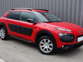 Citroën C4 Cactus 1,2 VTI82 Feel bei Dorfmayer Ges.m.b.H in