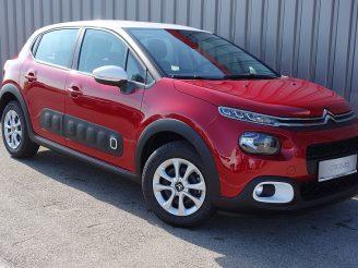 Citroën C3 PureTech 82 5-Gang-Manuell Feel bei Dorfmayer Ges.m.b.H in