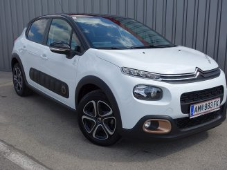 Citroën C3 PureTech 82 5-Gang-Manuell Origins bei Dorfmayer Ges.m.b.H in