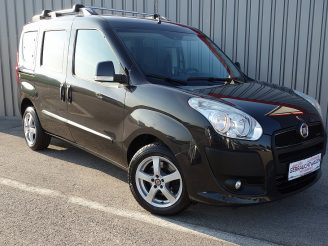 Fiat Doblo 2,0 Multijet 135 Emotion DPF * 7-Sitzer * bei Dorfmayer Ges.m.b.H in