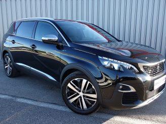 Peugeot 5008 2,0 BlueHDI 180 S&S EAT8 GT bei Dorfmayer Ges.m.b.H in
