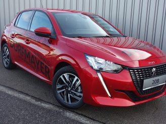 Peugeot 208 Allure PureTech 100 S&S EAT8 Aut. bei Dorfmayer Ges.m.b.H in