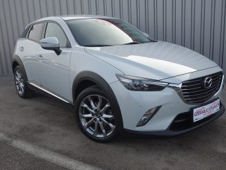 Mazda CX-3 CD105 Revolution bei Dorfmayer Ges.m.b.H in