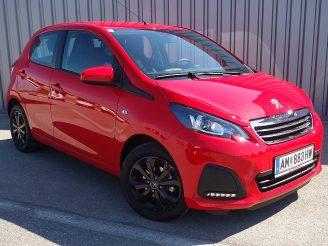 Peugeot 108 1,0 VTi 72 Active bei Dorfmayer Ges.m.b.H in