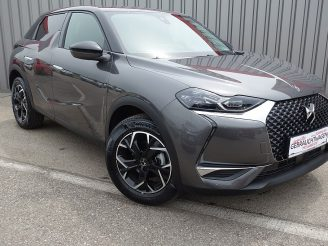 DS Automobiles DS3 Crossback BlueHDI 100 S&S Manuell So Chic bei Dorfmayer Ges.m.b.H in