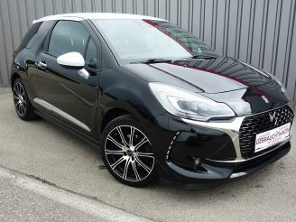 DS Automobiles DS3 THP 165 S&S Sport Chic bei Dorfmayer Ges.m.b.H in