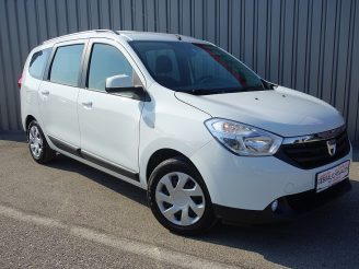Dacia Lodgy Supreme TCe 115 bei Dorfmayer Ges.m.b.H in