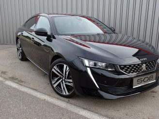 Peugeot 508 2,0 BlueHDi 180 EAT8 S&S GT Aut. bei Dorfmayer Ges.m.b.H in