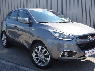 Hyundai iX35 1,7 CRDi Limited Edition bei Dorfmayer Ges.m.b.H in