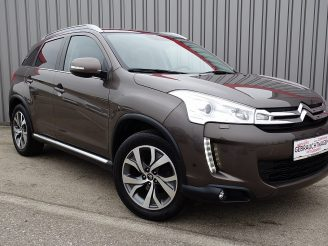 Citroën C4 Aircross HDi 150 4WD Exclusive bei Dorfmayer Ges.m.b.H in