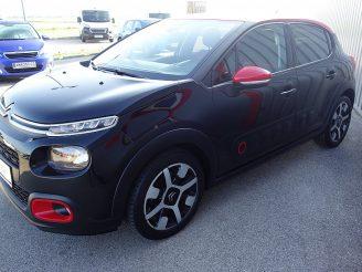 Citroën C3 PureTech 110 S&S 6-Gang-Manuell Shine bei Dorfmayer Ges.m.b.H in